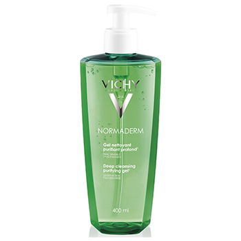 VICHY Normaderm gel nettoyant purifiant profond (flacon pompe 200ml)