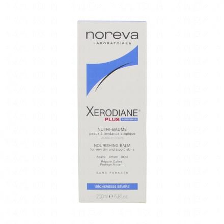 NOREVA Xerodiane Plus nutri-baume tube 200ml - Illustration n°2