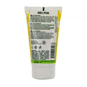 HEI POA Gel douche surgras monoï de tahiti / fleur de tiaré tube 150ml - Illustration n°2