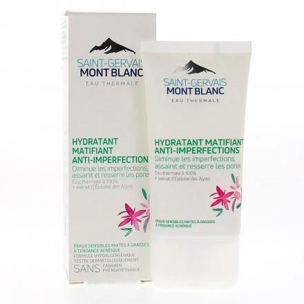 SAINTGERVAISMONTBLANC Anti-imperfection/hydratant/matifiant tube  40 ml - Illustration n°2