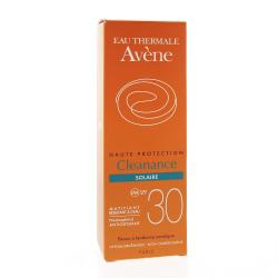 AVÈNE Cleanance solaire haute protection SPF30 tube 50ml