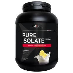 EAFIT Pure isolate premium citron pot de 750 gr