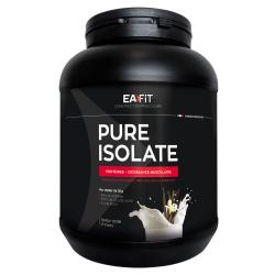 EAFIT Pure isolate vanille un pot de 750  grammes