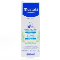 MUSTELA Bébé baume réconfortant tube 40ml