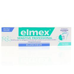 ELMEX Sensitive professional blancheur tube 75ml