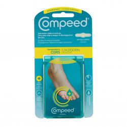 COMPEED Pansement cors hydratant x 6