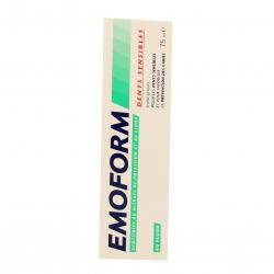 EMOFORM Dents sensibles au fluor tube 75ml