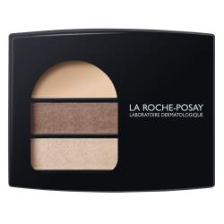 LA ROCHE-POSAY Respectissime ombre douce n°02 Smoky Brun boîtier 4g