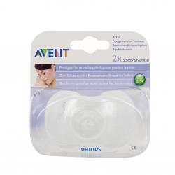 AVENT Protège-mamelons tendresse lot de 2