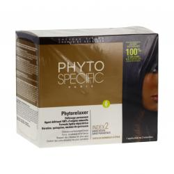 PHYTO Specific phytorelaxer index 2 cheveux normaux à epais coffret 5 produits