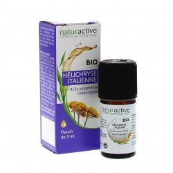 NATURACTIVE Huile essentielle d'helichryse italienne bio flacon 5ml