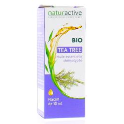 NATURACTIVE Huile essentielle bio tea tree flacon 10ml