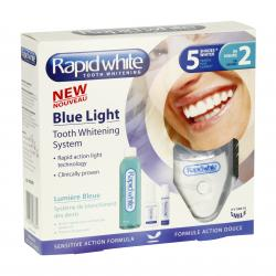 RAPID WHITE Kit blue light coffret