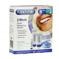RAPID WHITE Kit blanchiment des dents