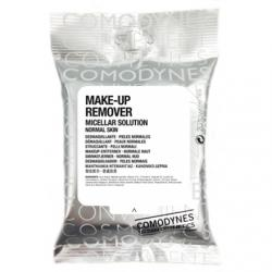 COMODYNES Make up remover peau normale lingettes x 20