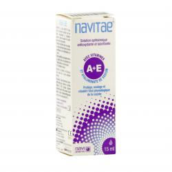 NAVIPHARMA Navitae solution ophtalmique flacon 15ml