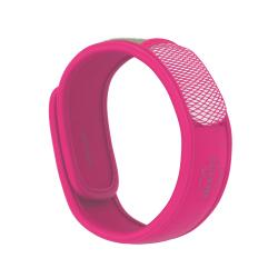 PARAKITO Bracelet anti-moustique fuschia