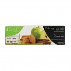 DIET SKN Palets gourmands pomme cannelle x 5