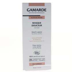 GAMARDE Nutrition intense masque douceur bio tube 40g