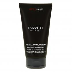 PAYOT Homme Gel nettoyage profond tube 150ml
