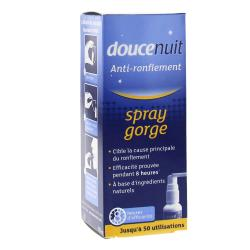 DOUCE NUIT Spray gorge flacon 22ml