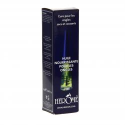 HERÔME Huile nourrissante pour ongles flacon 8ml