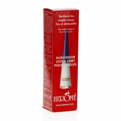 HERÔME Durcisseur extra fort pour ongles flacon 10ml