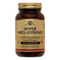SOLGAR Super Mélatonine 1.9mg 60 comprimés