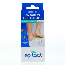 EPITACT Protections anti ampoules lot de 2