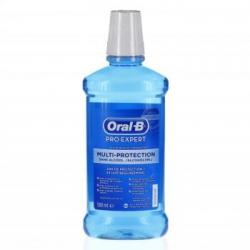 ORALB  Bain de Bouche Pro Expert MultiProtection flacon 500 ml