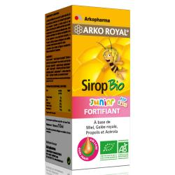 ARKOPHARMA Sirop Bio Junior fortifiant flacon 140ml