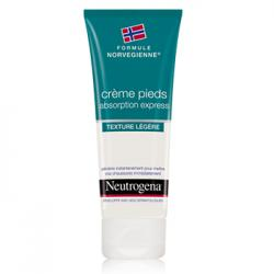 NEUTROGENA Crème pieds absorption express tube 100ml