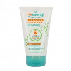 PURESSENTIEL Circulation gel ultra frais tube 125ml