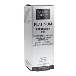 MARTIDERM PLATINUM Expression Gel flacon pompe 15ml