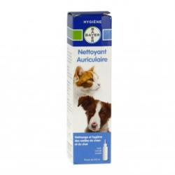 BAYER Nettoyant auriculaire flacon 100ml