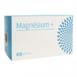 PRESCRIPTION NATURE Magnésium+ 60 gélules
