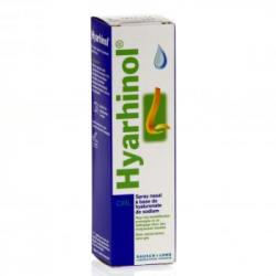 BAUSCH & LOMB Hyarhinol spray nasal 15ml
