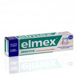 ELMEX Dentifrice Sensitive tube 100ml