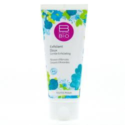 BcomBIO Exfoliant doux visage tube 75ml