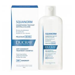 DUCRAY Squanorm pellicules sèches flacon 200ml