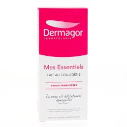 DERMAGOR Lait de toilette au collagène marin 100ml