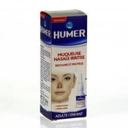 HUMER Muqueuse nasale irritée spray 20ml