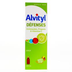 URGO Alvityl défenses flacon 240ml