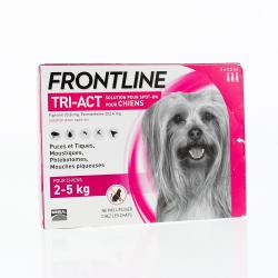 FRONTLINE Tri-act chiens 2-5 kg