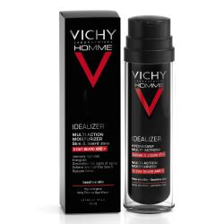 VICHY Homme Idealizer hydratant multi-actions barbe 3 jours et + flacon 50ml