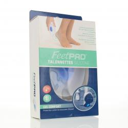 FEETPAD Talonnettes silicone insert latéral