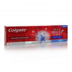 COLGATE Max white one optic tube 75ml