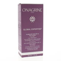 ONAGRINE Global Expertise fluide anti-âge SPF 15 flacon pompe 30ml