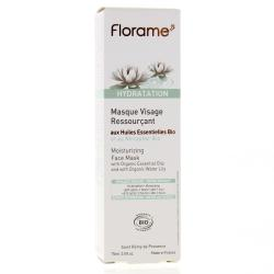 FLORAME Hydratation masque visage ressourçant tube 75ml