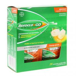Berocca boost vs performance